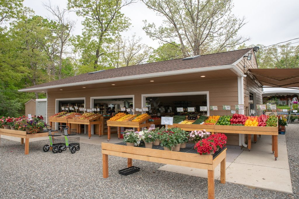 Fiorentino's Farm Market Fruit Market in Hammonton NJ