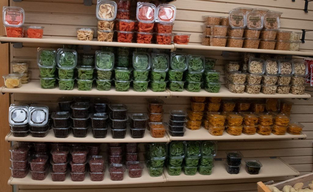 FIorentino's Farm Market Dried Fruit Selection Hammonton NJ