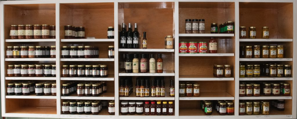 Fiorentino's Farm Market Homemade Jarred Products Market Hammonton NJ