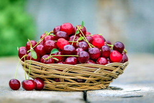 Fiorentino's Farm Market Fresh Cherry Recipes